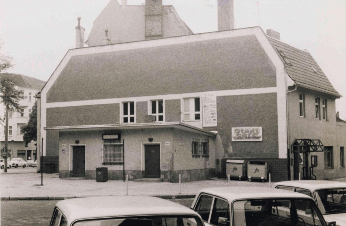 1987 Fassade Brotfabrik