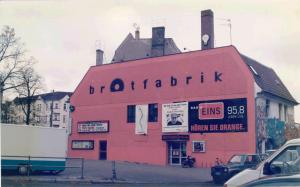 1999 Brotfabrik Fassade