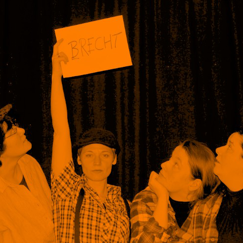 Fr. 22.09. | 20:00 Uhr Theater ohne Probe: Im Sinne von Brecht