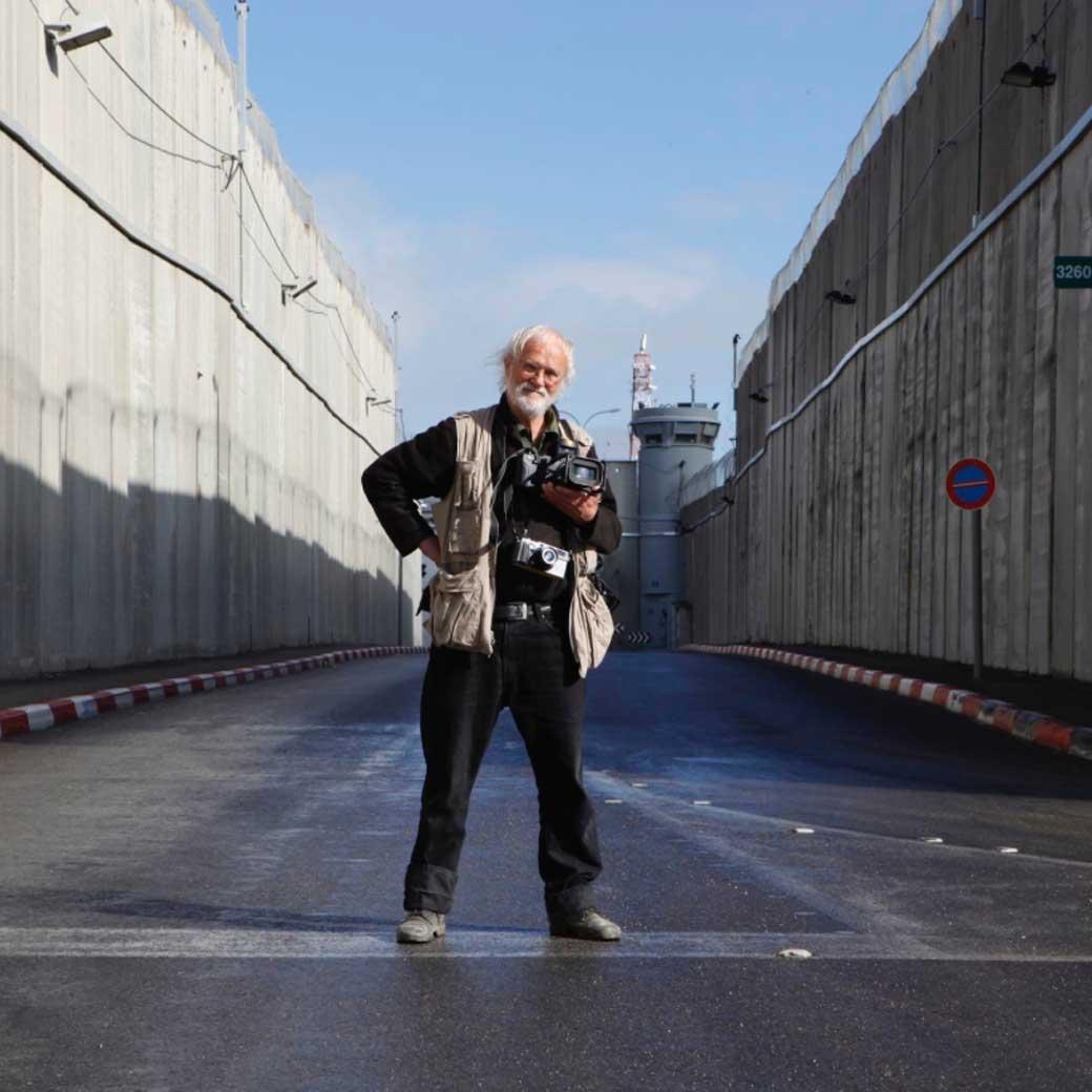 13.07. - 19.07. um 18.00 Uhr: Erstaufführung! Koudelka – Shooting Holy Land
