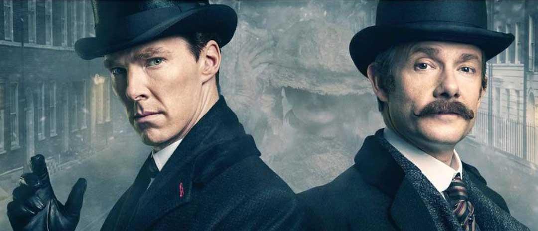 Film & Psychoanalyse #75 Sherlock 24.9. 18 Uhr