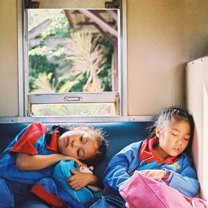 08. - 10.09. um 18.00 Uhr: Erstaufführung! Railway Sleepers