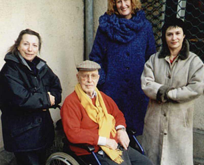 Nur am 15.10. um 20.15 Uhr: European Art Cinema Day 2017 Warum hat man Bilder gern? - Der Kunsthändler Rudolf Springer