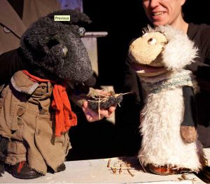So. 19.11. | 11:00 & 16:00 Uhr Ein Schaf fürs Leben