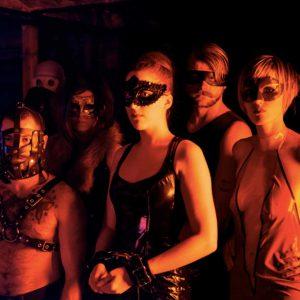 13.04. - 15.04. um 22.00 Uhr: : Dark Circus