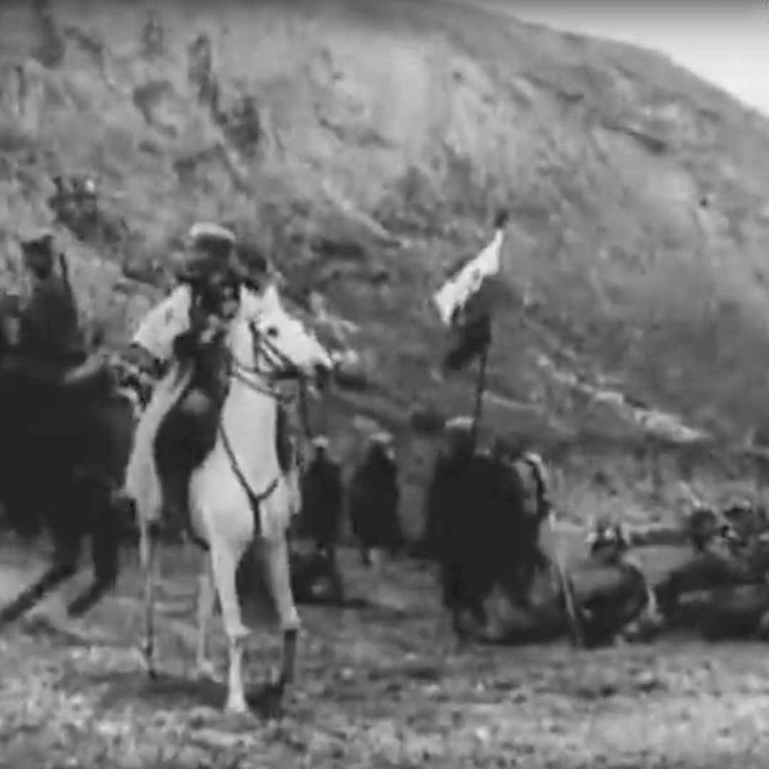 """Nur am 18.02. um 19.00 Uhr: ScreenConcert Multumult (Bukarest) vertonen """"Independenta Romaniei"""" Rumänien 1912 - 88 Minuten - Stummfilm mit Live-Musik"""