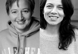 Freitag 04.05.2018, 19.30 Uhr, Neuer Salon: Hörspiel als Text – Szenische Lesung mit Simone Kucher und Ruth Johanna Benrath