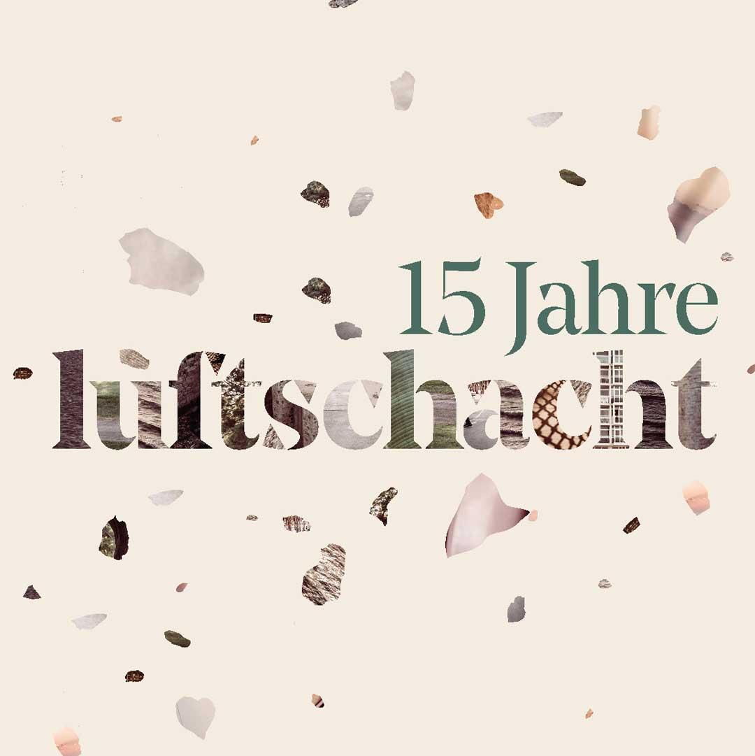 Freitag 15.06.2018, ab 19.00 Uhr, Neuer und Roter Salon: Jubiläumsfest des Luftschacht Verlags Wien mit Podiumsdiskussion, Lesung und Party