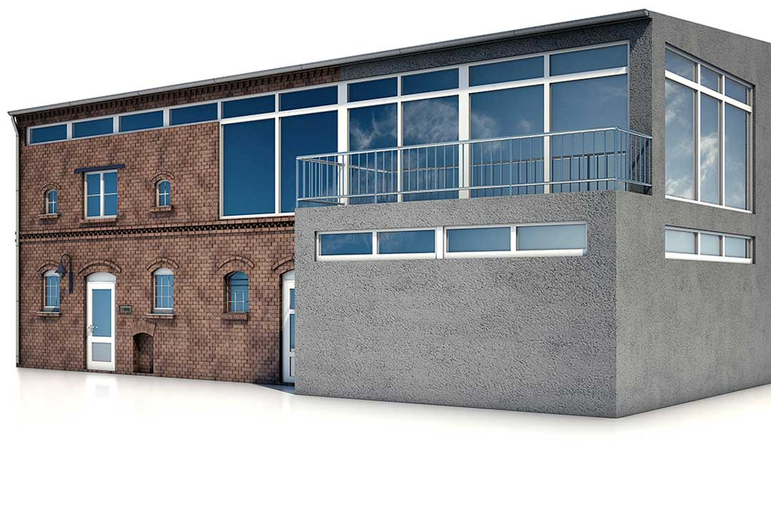 UMBAU DER GALERIE GALERIE Brotfabrik