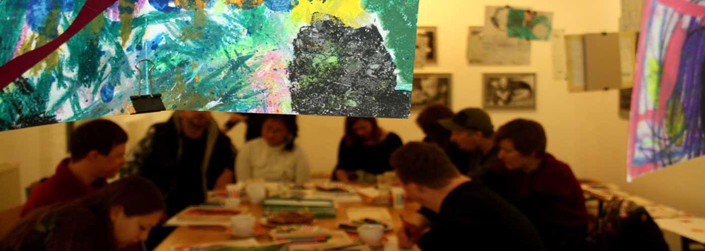 Inklusivatelier Inklusives Kreativatelier, Brotfabrik Berlin Ansichten
