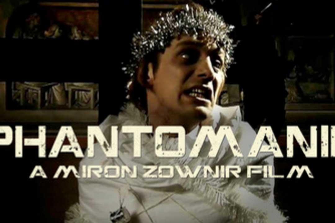 Zur Miron-Zownir-Ausstellung Phantomanie