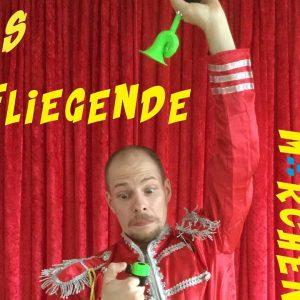 Das fliegende Märchenorchester ein interaktiv-musikalisches Theaterabenteuer mit dem MORPHtheater ab 4 Jahre