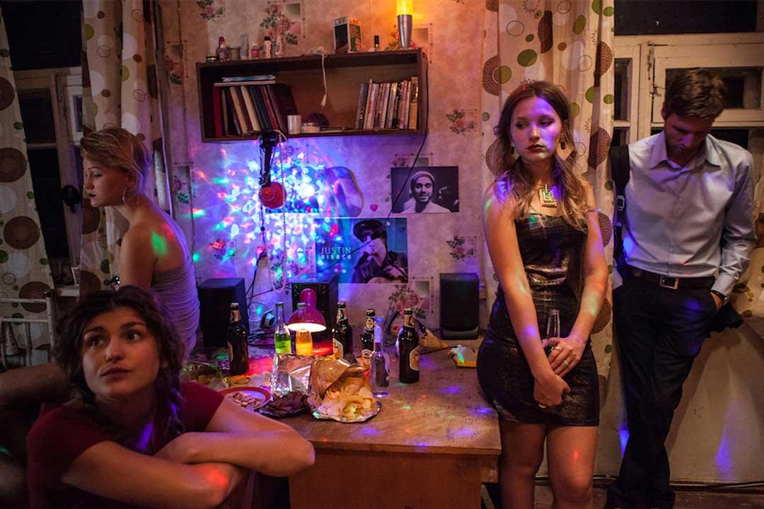 Ukrainischer Kinoklub Vulkan (VOLCAN / ВУЛКАН)