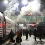 Nur am 20.12. um 18.00 Uhr: Russisch.Dok Third-Class Travel (ПЛАЦКАРТ)