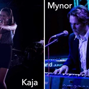 20.12.2018 - Kaja & Mynor - Singer/Songwriter