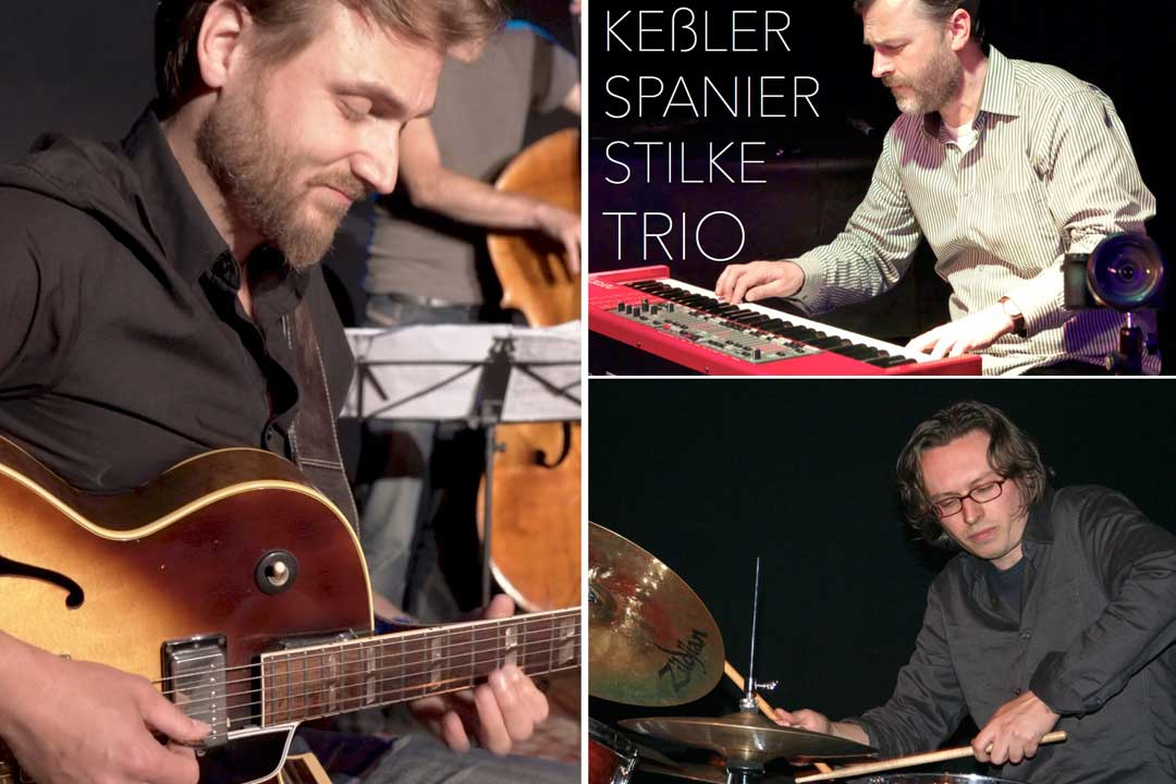 17.1.2019 - Robert Keßler Trio - Jazz