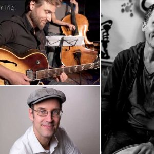 06.12.2018 - Robert Keßler Trio - Jazz