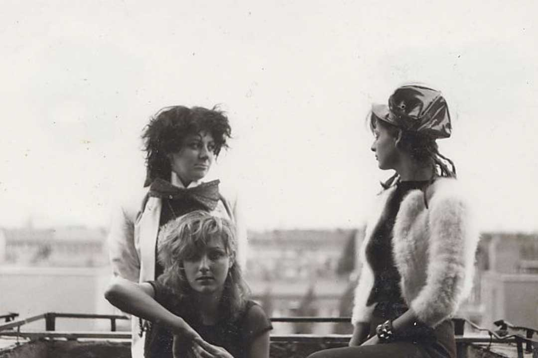 21.02. - 27.02. um 22.00 Uhr: Here To Be Heard – The Story of the Slits