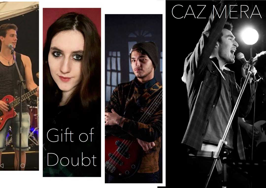 28.03.2019 - CAZ MERA and friends Funk & Pop & Gift of Doubt - Alternative Rock