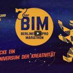 | FESTIVAL Sa. 06.04. | 18:00 – 4:00 Uhr 7. Berliner Impro Marathon