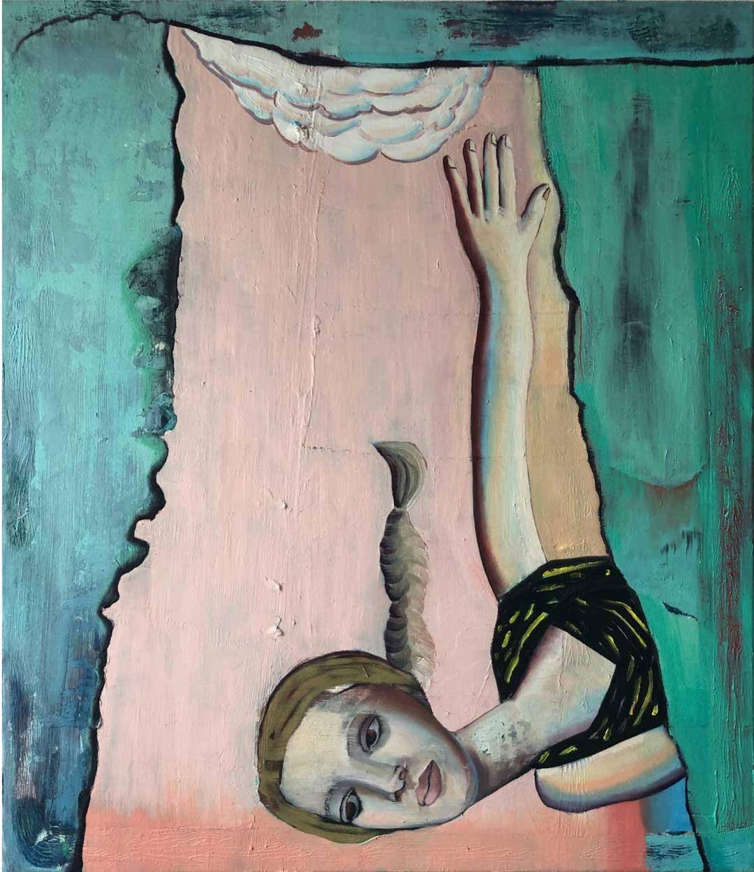 Christine Krämer »THE BLUE HOUR« 12. April – 19.Mai 2019