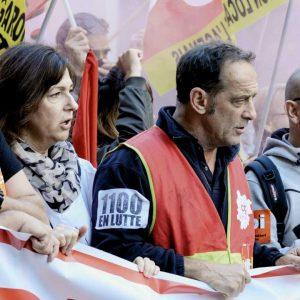 Erstaufführung! Streik (EN GUERRE)