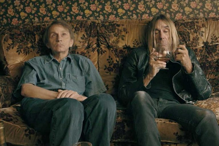 Michel Houellebecq & Iggy Pop - To Stay Alive: A Method